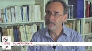 """""""Panique dans l'assiette / ils se nourrissent de nos peurs"""" : entretien avec Gil Rivière_Wekstein"""
